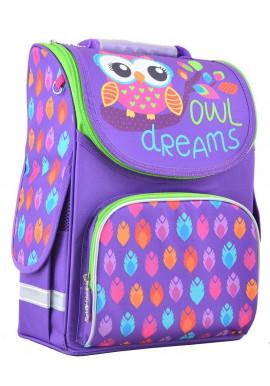 Фото Фиолетовый рюкзак для школы SMART PG-11 Owl