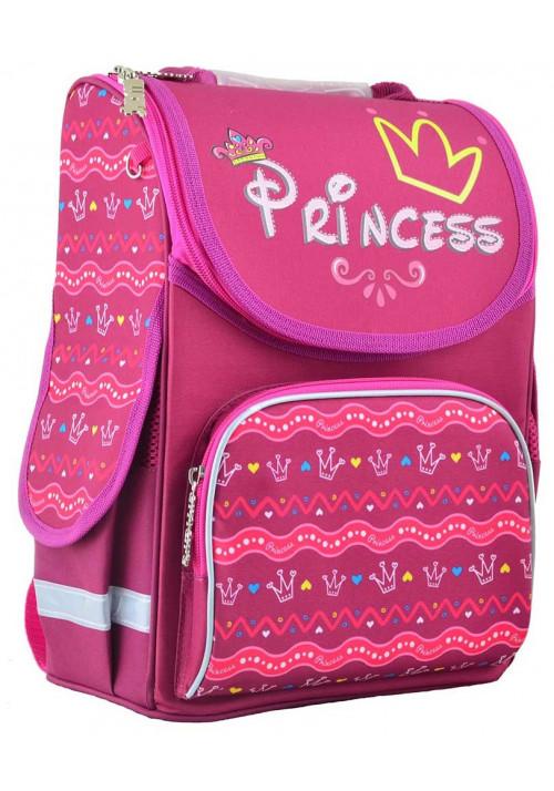 Красный школьный рюкзак SMART PG-11 Princess