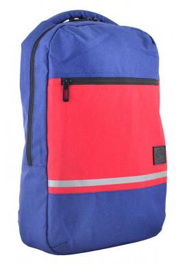 Фото Современный городской рюкзак с USB выходом YES USB Harry
