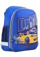 """Рюкзак для школы синего цвета """"1 Вересня"""" H-12-2 Drift - интернет магазин stunner.com.ua"""