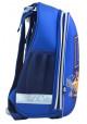 """Рюкзак для школы синего цвета """"1 Вересня"""" H-12-2 Drift, фото №2 - интернет магазин stunner.com.ua"""