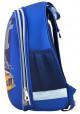 """Рюкзак для школы синего цвета """"1 Вересня"""" H-12-2 Drift, фото №3 - интернет магазин stunner.com.ua"""