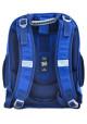 """Рюкзак для школы синего цвета """"1 Вересня"""" H-12-2 Drift, фото №4 - интернет магазин stunner.com.ua"""