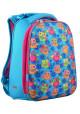 """Рюкзак для школы бирюзового цвета """"1 Вересня"""" H-12-1 Owl - интернет магазин stunner.com.ua"""