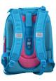 """Рюкзак для школы бирюзового цвета """"1 Вересня"""" H-12-1 Owl, фото №4 - интернет магазин stunner.com.ua"""