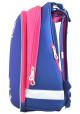 Жестко-каркасный школьный рюкзак YES H-12 Owl blue