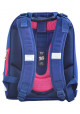 Жестко-каркасный школьный рюкзак YES H-12 Owl blue, фото №4 - интернет магазин stunner.com.ua
