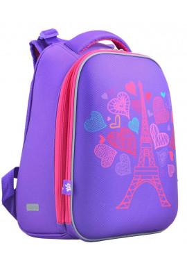 Фото Школьный рюкзак с сердечками YES H-12-1 Paris