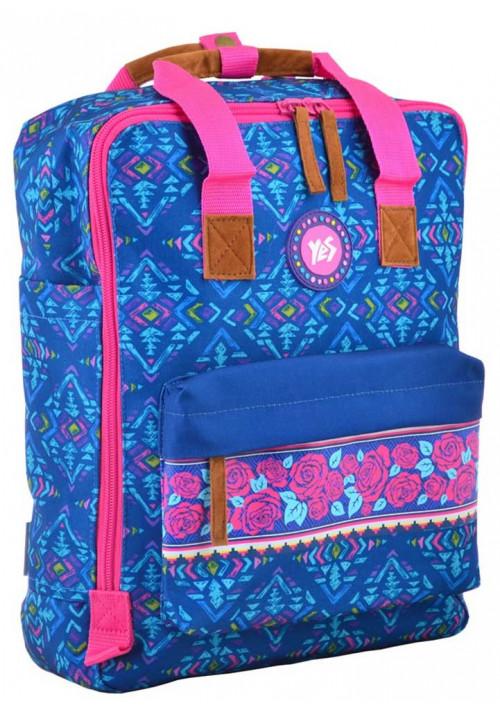 Женская сумка-рюкзак YES ST-34 Folk
