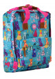 Яркая летняя сумка-рюкзак YES ST-34 Meow - интернет магазин stunner.com.ua