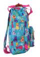Яркая летняя сумка-рюкзак YES ST-34 Meow, фото №2 - интернет магазин stunner.com.ua