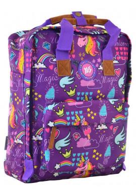 Фото Красивая женская сумка-рюкзак YES ST-34 Unicorn