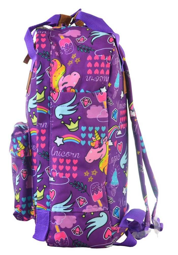 debdfb199c68 ... Красивая женская сумка-рюкзак YES ST-34 Unicorn, фото №3 - интернет ...