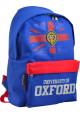 Легкий рюкзак из текстиля YES SP-15 Oxford dark blue - интернет магазин stunner.com.ua