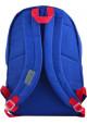 Легкий рюкзак из текстиля YES SP-15 Oxford dark blue, фото №4 - интернет магазин stunner.com.ua