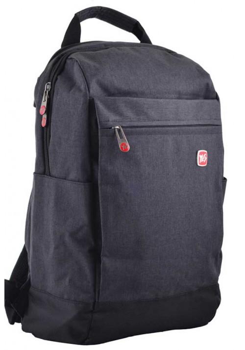 Cумка-рюкзак для города с USB портом YES Biz