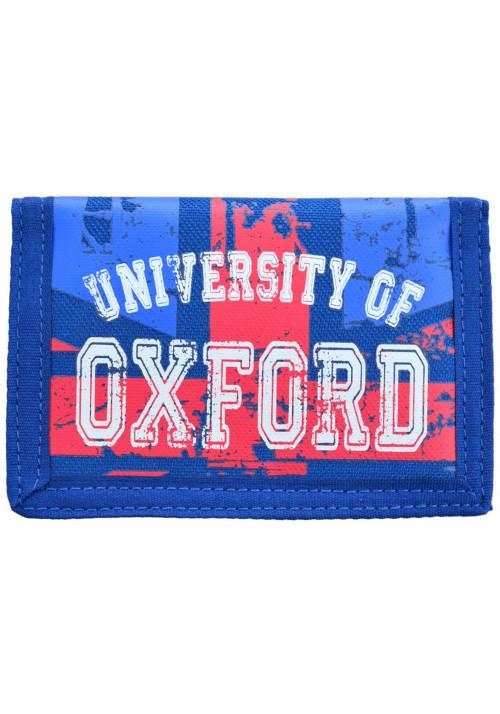 Синий детский кошелек YES Harvard