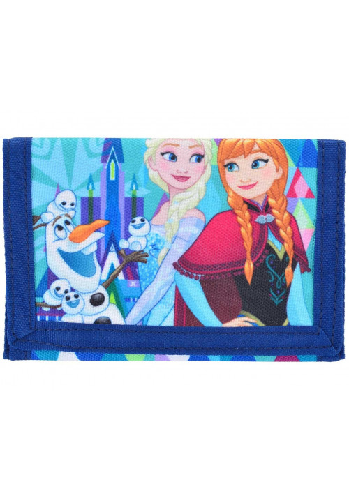 Кошелек для девочки 1 Вересня Frozen