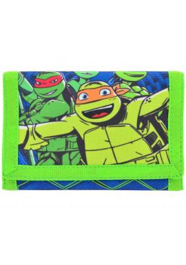 Фото Детский кошелек черепашки-ниндзя 1 Вересня Turtles