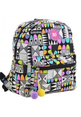 Фото Стильный женский рюкзак YES ST-32 Frame
