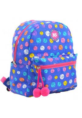 Фото Тканевый женский рюкзак YES ST-32 Pumpy