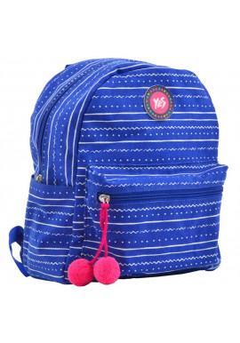 Фото Полосатый женский рюкзак YES ST-32 Weave