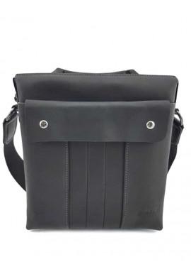 Фото Отличная мужская кожаная сумка через плечо Ватто Mk 80