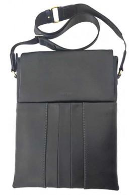 Фото Вертикальная кожаная мужская сумка для документов Ватто Mk 80.2