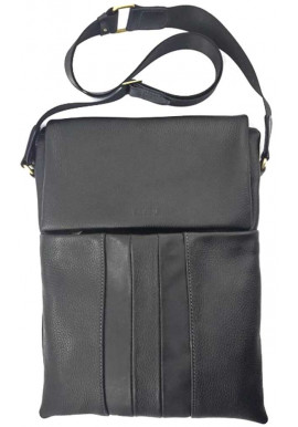 Фото Вертикальная кожаная сумка для документов А4 формата Ватто Mk 80.2