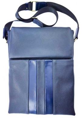 Фото Объемная кожаная сумка-планшет для документов Ватто Mk 80.2