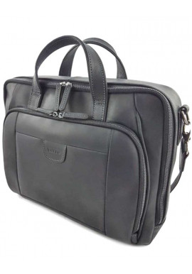 Фото Кожаная сумка с отделом для ноутбука Vatto МК 85
