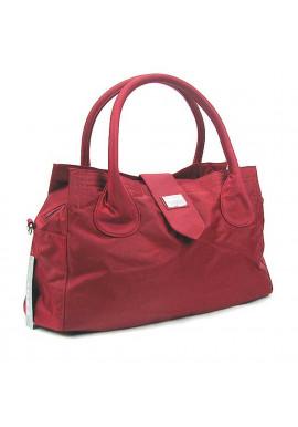 Фото Красная женская сумка из ткани Epol 23602