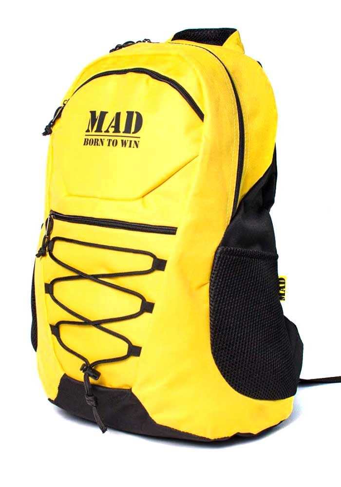 Городской рюкзак ACTIVE TM MAD желтый