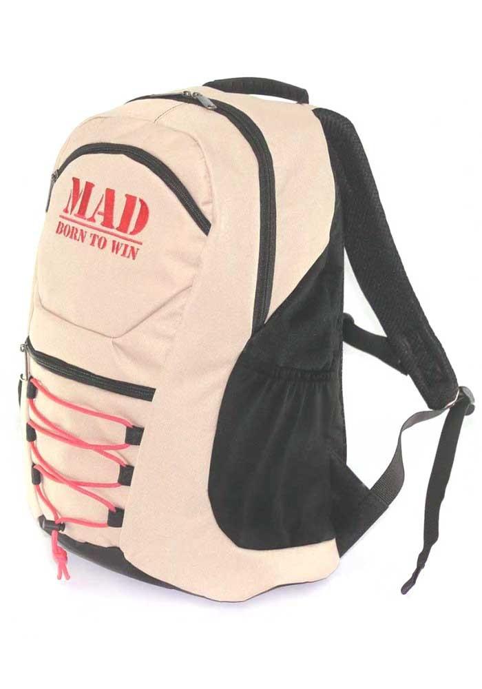 Городской рюкзак ACTIVE TM MAD бежевый