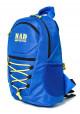 Городской рюкзак ACTIVE TM MAD синий - интернет магазин stunner.com.ua