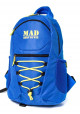 Городской рюкзак ACTIVE TM MAD синий, фото №2 - интернет магазин stunner.com.ua