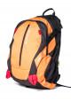 Городской рюкзак Locate TM MAD оранжевый, фото №2 - интернет магазин stunner.com.ua