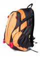 Городской рюкзак Locate TM MAD оранжевый, фото №3 - интернет магазин stunner.com.ua