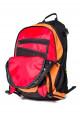 Городской рюкзак Locate TM MAD оранжевый, фото №7 - интернет магазин stunner.com.ua