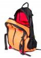 Городской рюкзак Locate TM MAD оранжевый, фото №8 - интернет магазин stunner.com.ua