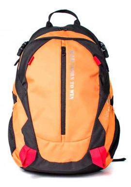 Фото Городской рюкзак Locate TM MAD оранжевый