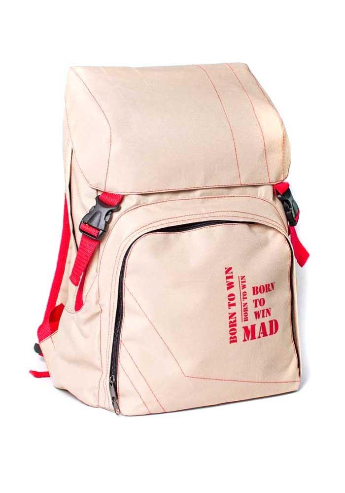 Фото Городской рюкзак Urban TM MAD бежевый