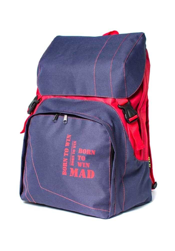 Фото Городской рюкзак Urban TM MAD сине-красный