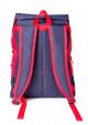 Городской рюкзак Urban TM MAD сине-красный
