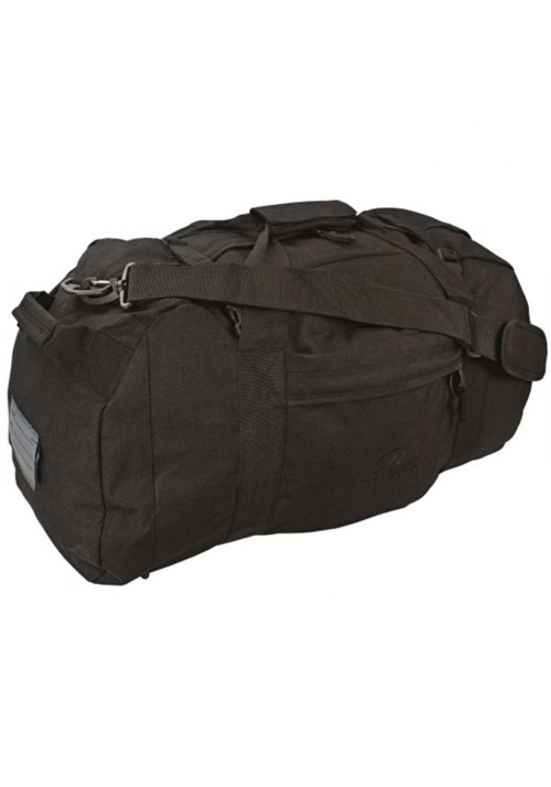Дорожная сумка-рюкзак Highlander Loader Holdall 65 Black