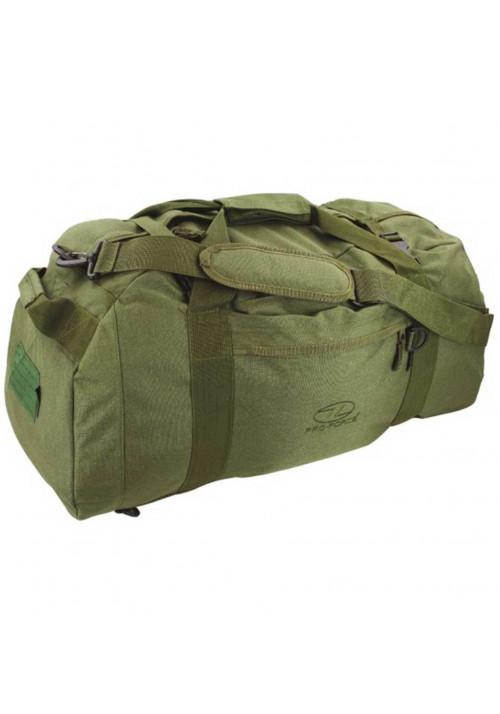 Большая сумка-рюкзак Highlander Loader Holdall 65 Olive