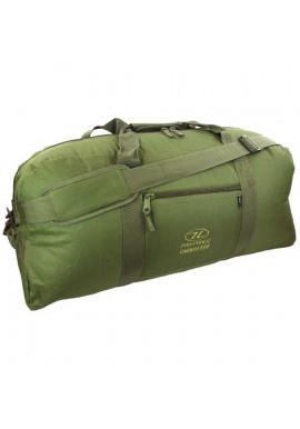 Фото Оливковая дорожная сумка Highlander Cargo 100 Olive