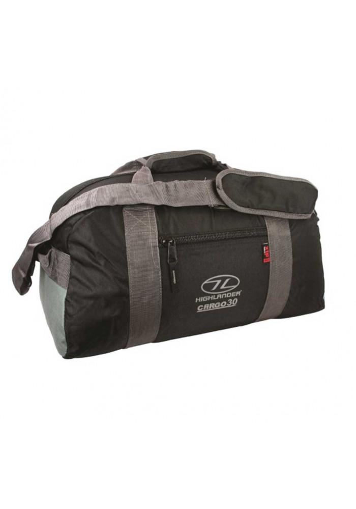 Дорожно-спортивная сумка Highlander Cargo 30 Black