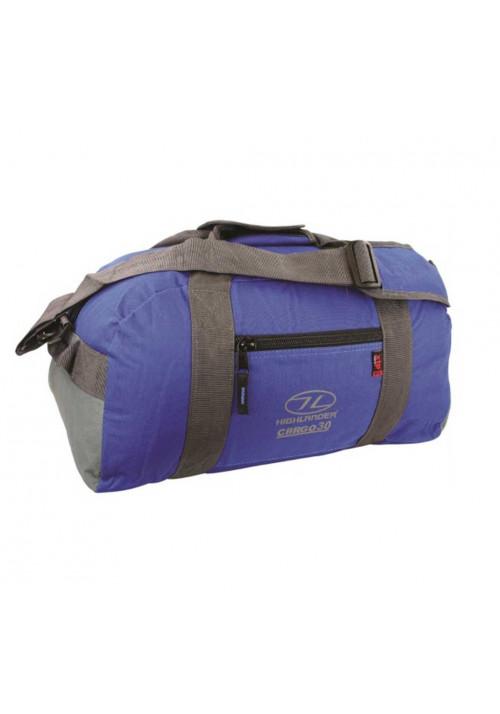 Сумка для дороги и спорта Highlander Cargo 30 Blue