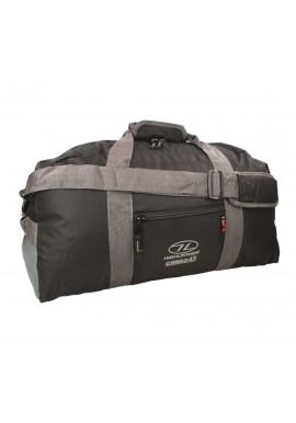 Фото 45 литровая дорожная сумка Highlander Cargo 45 Black